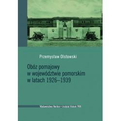 Obóz pomajowy w województwie pomorskim w latach 1926–1939, Przemysław Olstowski
