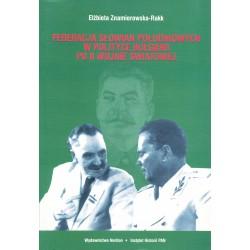 Federacja Słowian południowych w polityce Bułgarii po II wojnie światowej.Korzenie-próby realizacji-upadek. E. Znamierowska-Rakk