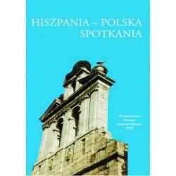 Hiszpania – Polska: Spotkania, red. Elda E. González Martinez i Małgorzata Nalewajko