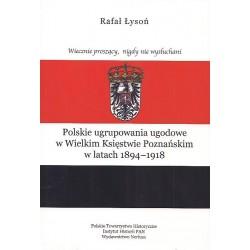 Wiecznie proszący, nigdy nie wysłuchani. Polskie ugrupowania ugodowe w Wielkim Księstwie Poznańskim w latach 1894-1918